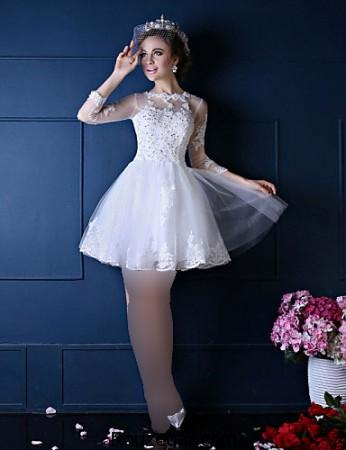 model-mini-wedding-dress-rouzegar-4