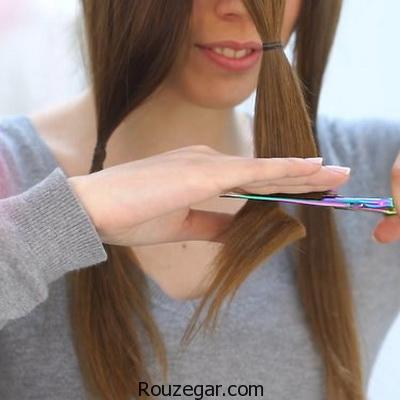 things to know before you cut your hair rouzegar.com 2 - نکاتی که باید قبل از کوتاه کردن موهایتان بدانید