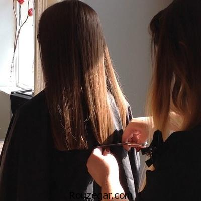things to know before you cut your hair rouzegar.com 3 - نکاتی که باید قبل از کوتاه کردن موهایتان بدانید