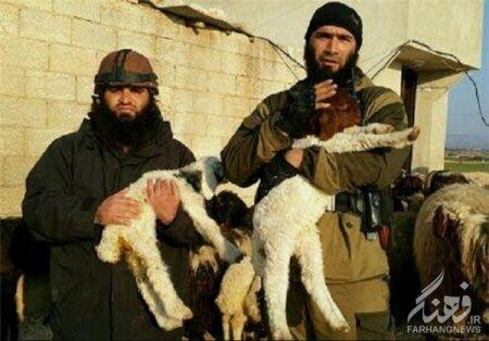 «ابو عبد الرحمن العراقی» و شریکش «ابومحمد الامریکی» در حمله به شهر «اعزاز»