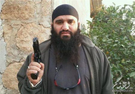 تصاویر/ جلاد «داعش» را بشناسید (+۱۸)