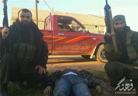«ابو عبد الرحمن العراقی» و شریکش «ابومحمد الامریکی»