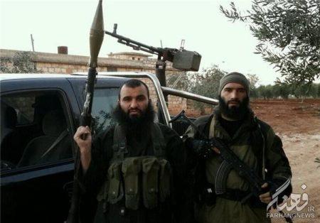 «ابو عبد الرحمن العراقی» و شریکش «ابومحمد الامریکی» در حمله به روستای «باشکوی»