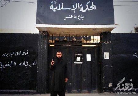 «ابو عبد الرحمن العراقی» در منطقه «دیر حافر» استان حلب