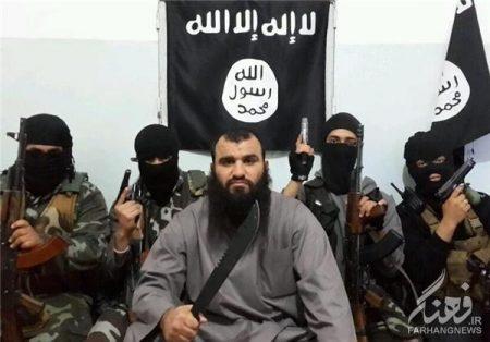 تازهترین تصویر منتشر شده از «ابو عبدالرحمن العراقی»، احتمالا در حلب