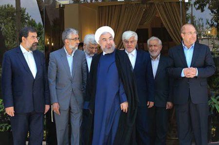 اخبار,نشست حجت الاسلام «حسن روحانی» با نامزدهای یازدهمین دوره انتخابات ریاست جمهوری