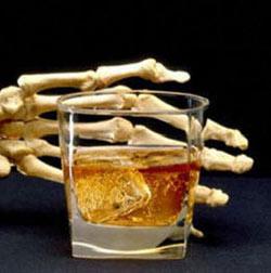 الکل,عوارض مصرف الکل,آثار مصرف الکل
