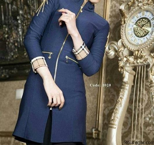 مدل مانتو جدید مجلسی,مدل مانتو جدید,مدل مانتو دخترانه جدید