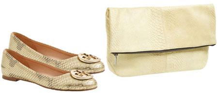 نحوه ست کردن کیف و کفش, کیف و کفش تابستانی