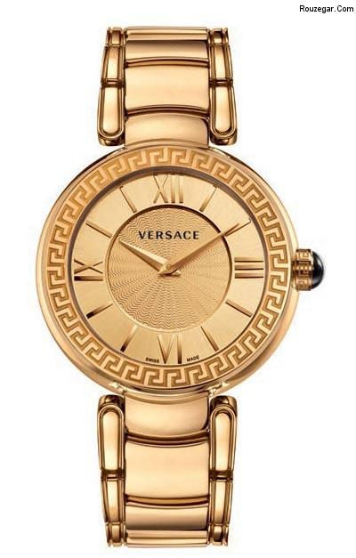 مدل ساعت های شیک زنانه از برند ورساچه