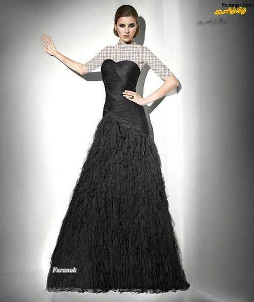 مدل لباس نامزدی بلند زیبا و شیک