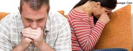 همسران حسود,حسادت بين زن و شوهر,رابطه زناشويي