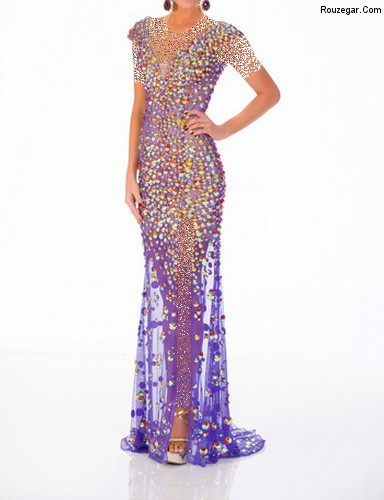l shab 24t 5 2 مدل لباس شب 1394