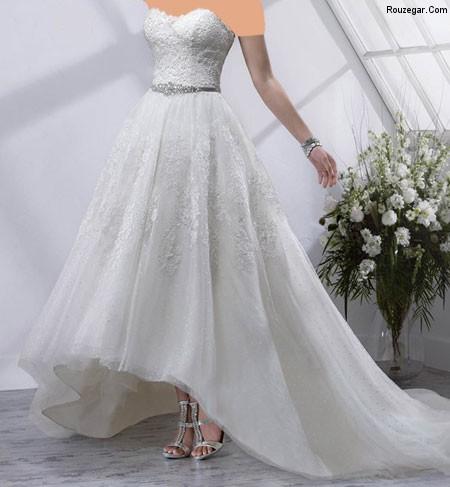 مدل لباس عروس 2015, لباس عروس برند Midgley