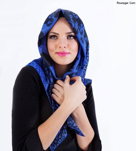 مدل شال و روسری Akel,مدل شال و روسری