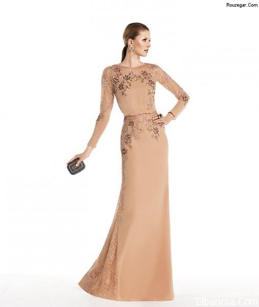 2239 vestidos de encaje pronovias modelo tarnassi jpg مدل لباس مجلسی بلند 2015