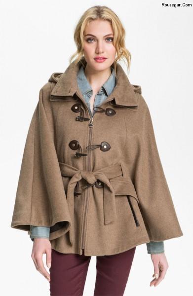 Latest Coats Collection winter 2013 For Girls 6 391x600 جدیدترین مدل پالتو های زنانه و دخترانه 2015 سری دوم