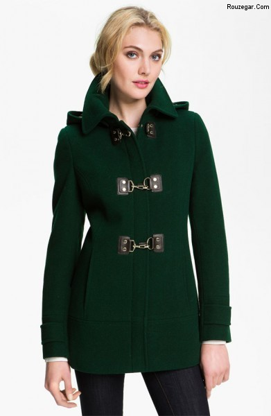 Latest Coats Collection winter 2013 For Girls 7 391x600 جدیدترین مدل پالتو های زنانه و دخترانه 2015 سری دوم