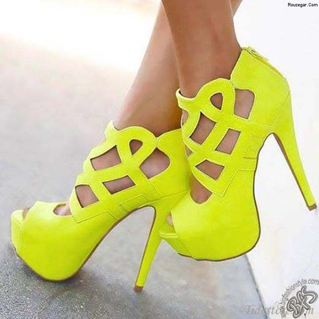 Latest High Heel Shoes Collection for Women 2014 5 زیباترین مدلهای کفش مجلسی2014 (سری اول)