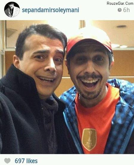aepand amirsol جدیدترین عکس های بازیگران ایرانی در اینستاگرام