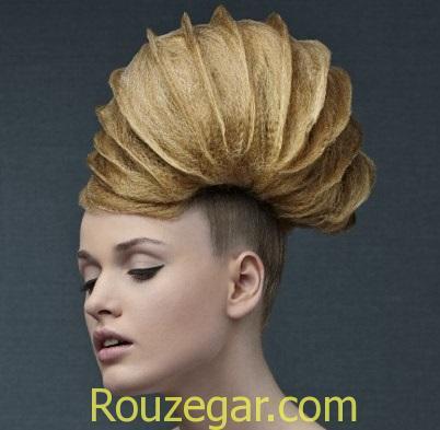 بهترین مدلهای مو,مدلهای مو ,مدلهای مو مخصوص دختران,مدل بافت مو,آموزش بافت مو