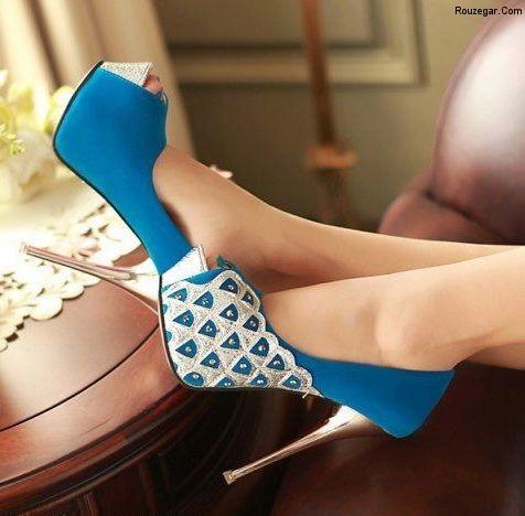 db17499848f4233076e5c5d04f1d338d زیباترین مدلهای مدل کفش مجلسی نوروز 94