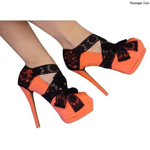 مدل کفش مجلسی نوروز 94