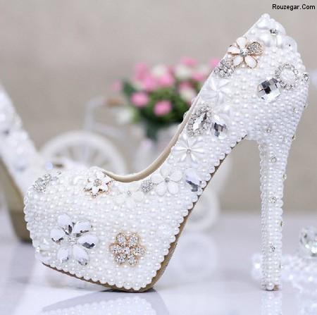 k aroos 5m 1 مدل کفش عروس 2015