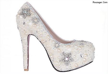 k aroos 5m 2 مدل کفش عروس 2015