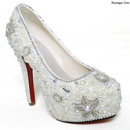 k aroos 5m 4 مدل کفش عروس 2015
