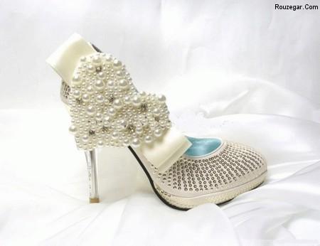 k aroos 5m 5 مدل کفش عروس 2015