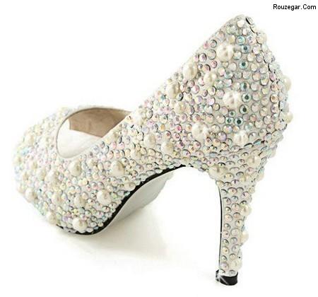 k aroos 5m 6 مدل کفش عروس 2015