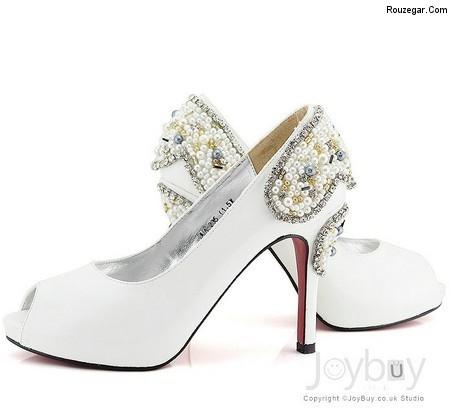 k aroos 5m 8 مدل کفش عروس 2015