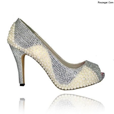 k aroos 5m 9 مدل کفش عروس 2015