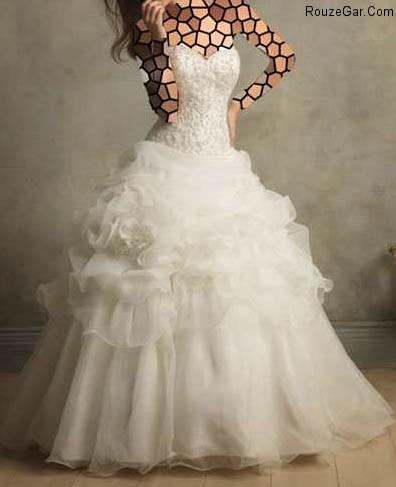 l a 27m 1 مدل لباس عروس ۲۰۱۵ سری ششم