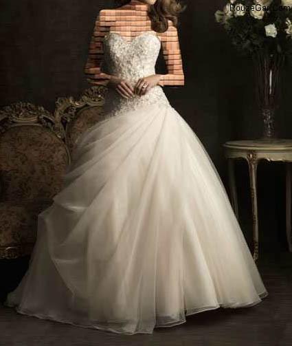 l a 27m 3 مدل لباس عروس ۲۰۱۵ سری ششم