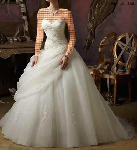 l a 27m 6 مدل لباس عروس ۲۰۱۵ سری ششم