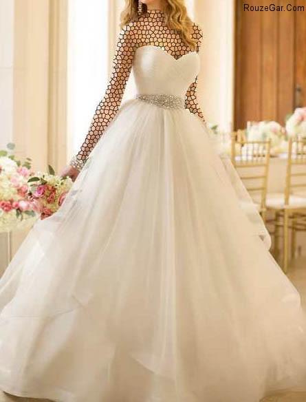 l a 27m 7 مدل لباس عروس ۲۰۱۵ سری ششم