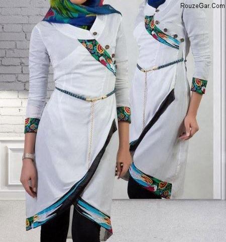 مدل مانتو جدید 2015 | مانتو ایرانی و سنتی 2015