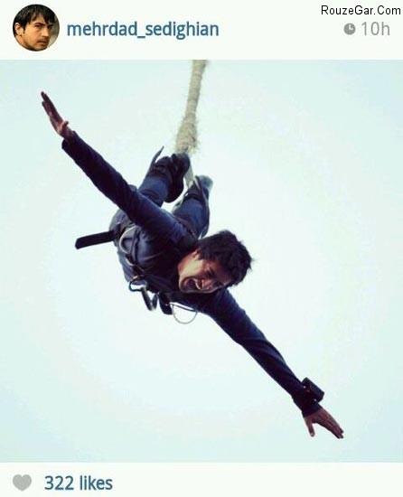 mehrdad sedighian جدیدترین عکس های بازیگران ایرانی در اینستاگرام