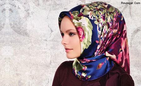 مدل روسری ترکیه ای Karaca,جدیدترین روسری زنانه