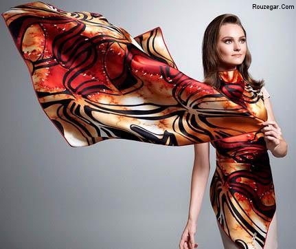 rosari 2015 3 2 مدل روسری 2015