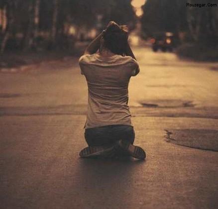 tanhaei 1 2 عکس های جدید عاشقانه غمگین از دختران تنها