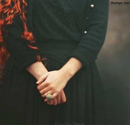 tanhaei 4 2 عکس های جدید عاشقانه غمگین از دختران تنها