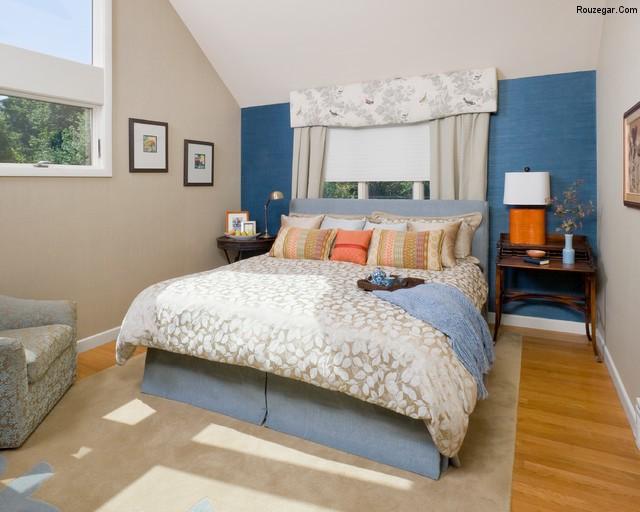 young Couple bedroom decoration 35 جدیدترین دکوراسیون و چیدمان اتاق خواب 2015