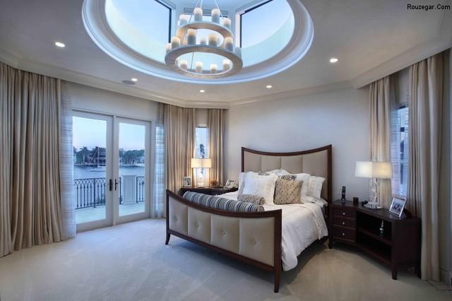young Couple bedroom decoration 37 جدیدترین دکوراسیون و چیدمان اتاق خواب 2015