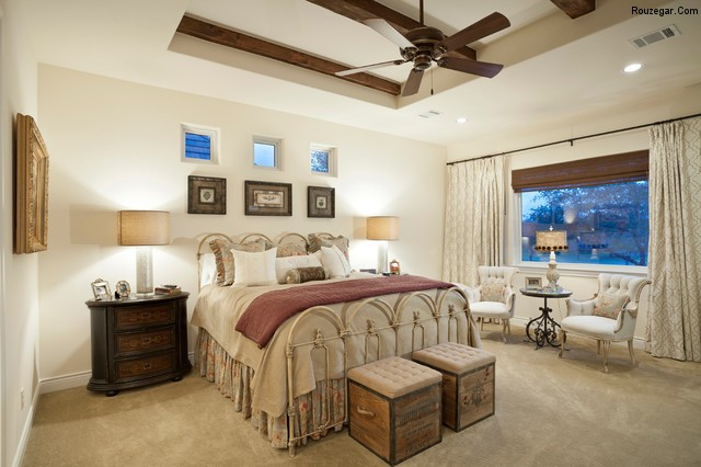 young Couple bedroom decoration 38 جدیدترین دکوراسیون و چیدمان اتاق خواب 2015