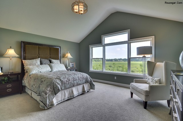 young Couple bedroom decoration 41 جدیدترین دکوراسیون و چیدمان اتاق خواب 2015