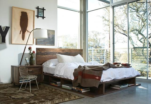 young Couple bedroom decoration 42 جدیدترین دکوراسیون و چیدمان اتاق خواب 2015