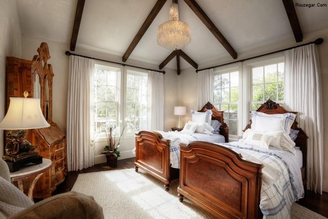 young Couple bedroom decoration 44 جدیدترین دکوراسیون و چیدمان اتاق خواب 2015